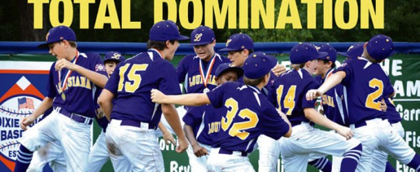 Moss Bluff All-Stars Stampede To Dixie Youth World Series Championship In Eye-Popping Fashion