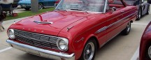 1963 1/2 FORD FALCON SPRINT