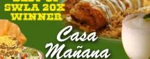 CASA MANANA: 20x BEST OF SWLA WINNER