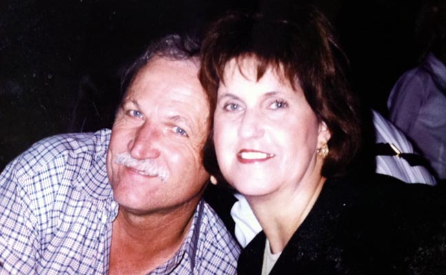 Ricky and Nancy Perioux