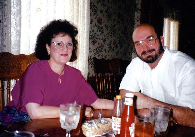 Susie and Darrell Derouen