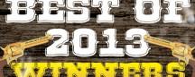 2013 BEST OF SWLA WINNERS: THE LIST