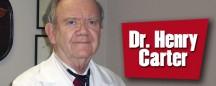 DR. HENRY CARTER