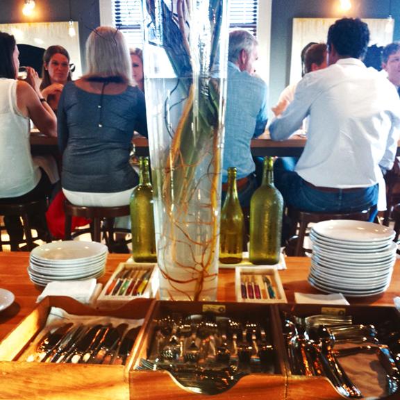 Restaurant Calla is now open.