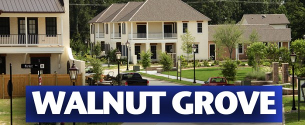 WALNUT GROVE: VISION BECOMES REALITY