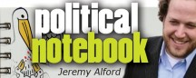 POLITICAL NOTEBOOK