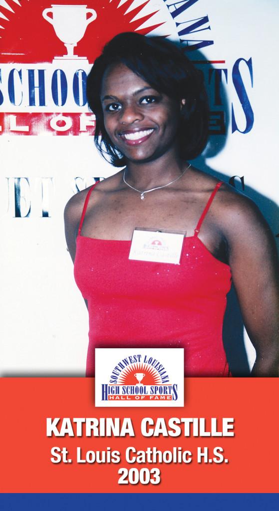 2003 Katrina Castille St.Louis Catholic HS
