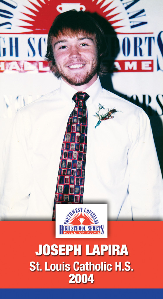 2004 Joseph Lapira St. Louis HS