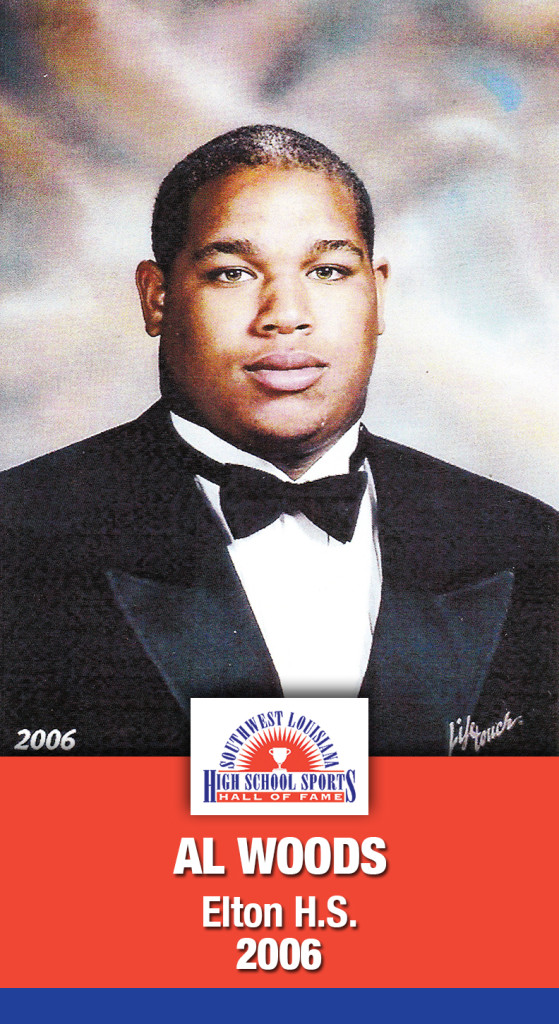2006 Al Woods Elton HS
