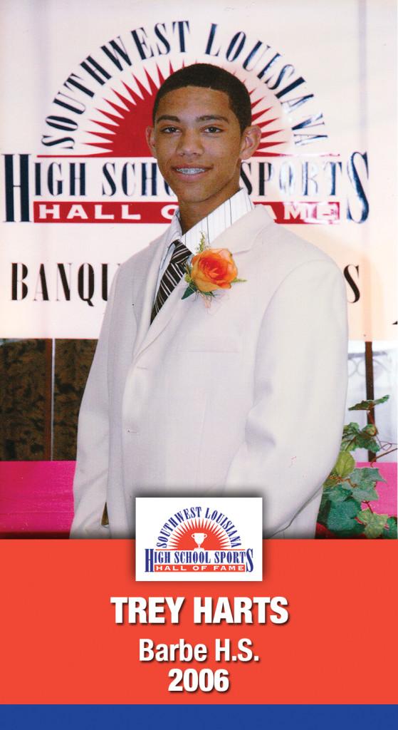2006 Trey Harts A.M. Barbe HS