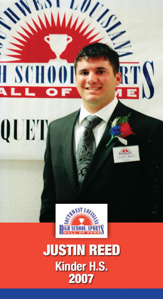 2007 Justin Reed Kinder HS
