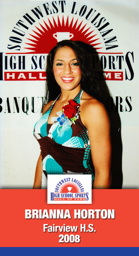 2008 Brianna Horton Fairview HS