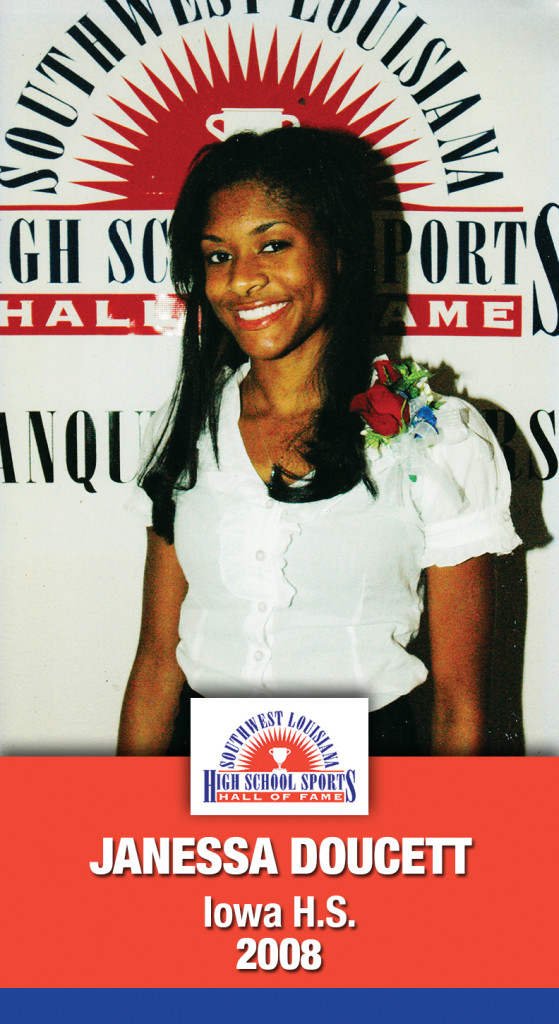 2008 Janessa Doucett Iowa HS