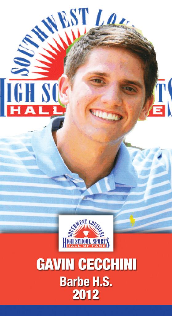 2012 Gavin Cecchini A.M. Barbe HS