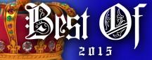 BEST OF 2015 VOTING ENDS SUNDAY, NOV. 15