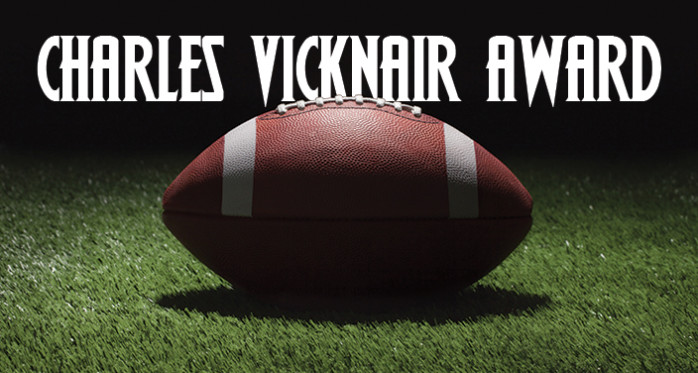 "KENNETH ""SKIP"" PICKLE 2015 CHARLES VICKNAIR ASSISTANT COACH OF THE YEAR AWARD WINNER  SPONSORED BY LAGNIAPPE MAGAZINE"