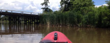 Kayaking In SWLA