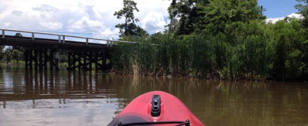 Kayaking In SWLA