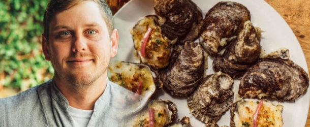 Blue Dog Café: Chef Ryan Trahan