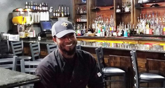 Meek's Chef Elvin King