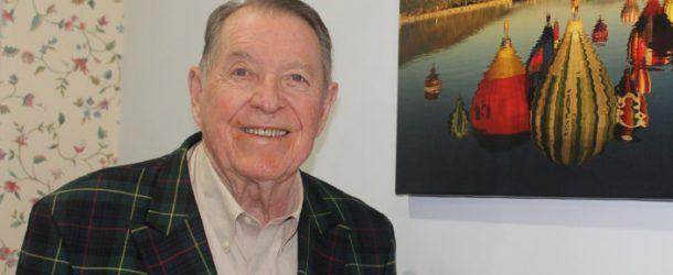 Retired Justice Jack Watson