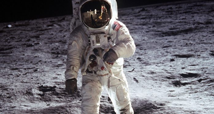 Missing A Beat  For The Moon Landing