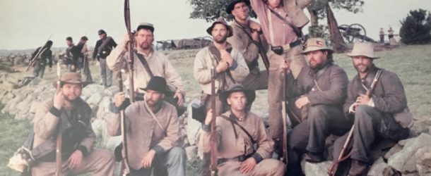 A Son Of Confederate Veterans