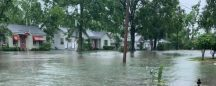MY NAME IS CALCASIEU PARISH,  AND I HAVE A DRAINAGE PROBLEM